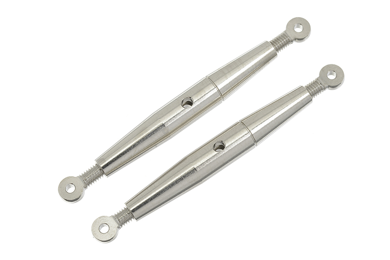 G-Force RC - Precision Tension Couplers - M3 - Brass - 2 pcs