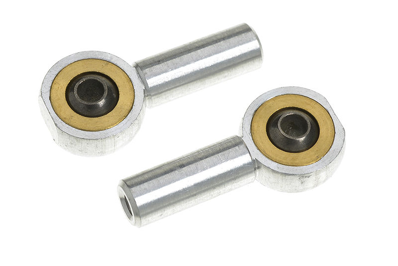 G-Force RC - Aluminium Ball Link - Inner thread M2 - Ball for M2 Screws - 2 pcs