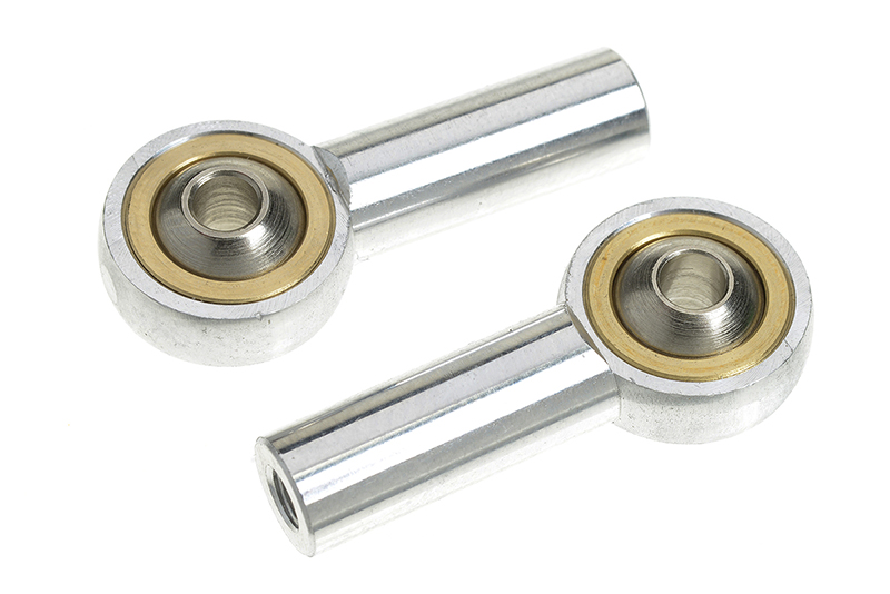 Revtec - Aluminium Ball Link - Inner thread M3 - Ball for M3 Screws - 2 pcs