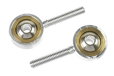 G-Force RC - Aluminium Ball Link - Outer thread M3 - Ball for M3 Screws - 2 pcs