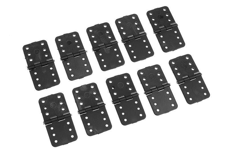 Revtec - Nylon Pinned Hinge - Medium 16x32mm - 10 pcs