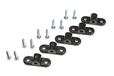 G-Force RC - Nylon Gear Block - Dia. 4mm - 5 pcs