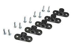 G-Force RC - Nylon Gear Block - Dia. 6mm - 5 pcs