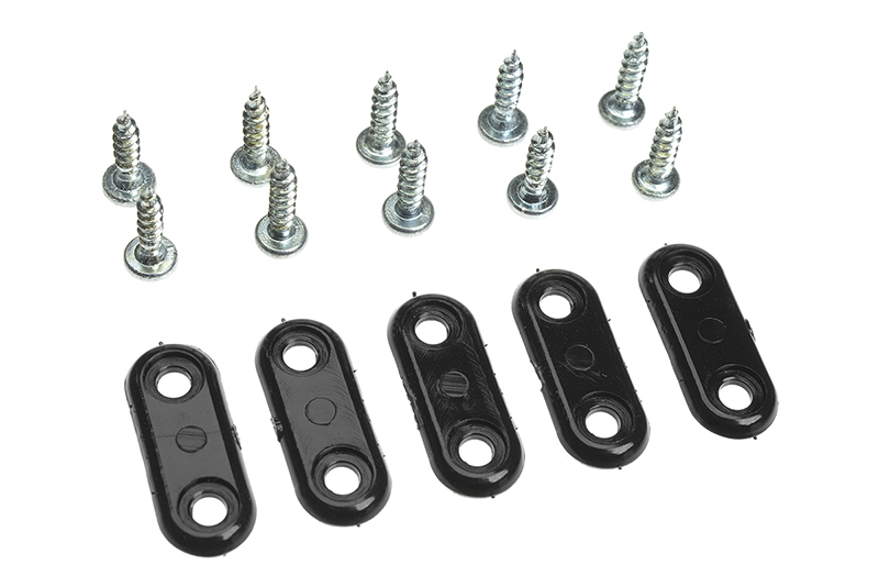 Revtec - Nylon Landing Gear Strap - Medium - 5 pcs
