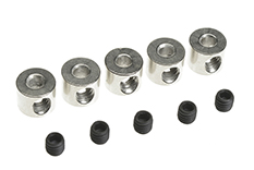 G-Force RC - Wheel Collar - Shaft Dia. 2.1X6.0mm - 5 pcs