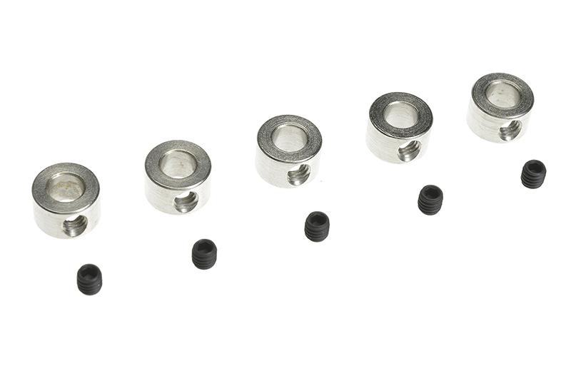 Revtec - Wheel Collar - Shaft Dia. 4.1X8.0mm - 5 pcs