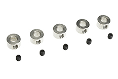 G-Force RC - Wheel Collar - Shaft Dia. 4.1X8.0mm - 5 pcs