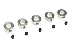 Revtec - Wheel Collar - Shaft Dia. 5.1X10.0mm - 5 pcs
