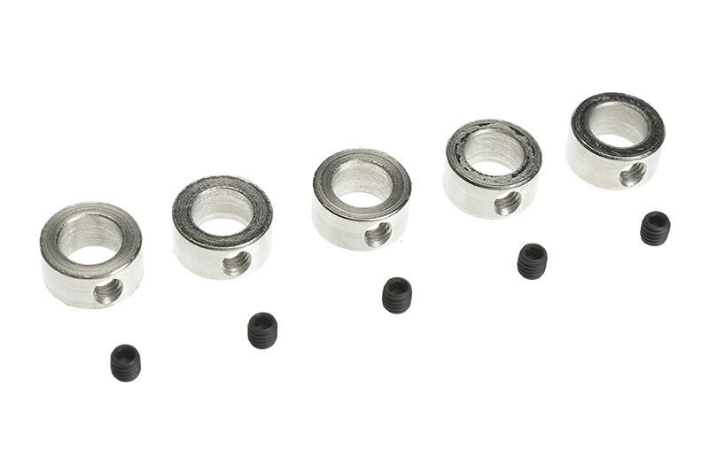 Revtec - Wheel Collar - Shaft Dia. 6.1X10.0mm - 5 pcs