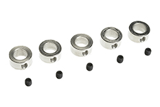 G-Force RC - Wheel Collar - Shaft Dia. 6.1X10.0mm - 5 pcs