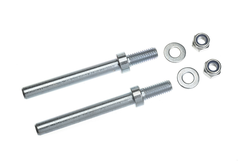 G-Force RC - Landing Gear Axle - 5mm - 2 pcs