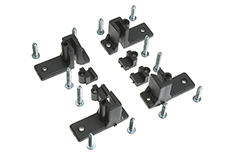G-Force RC - Servo Mounting Brackets - 2 pairs