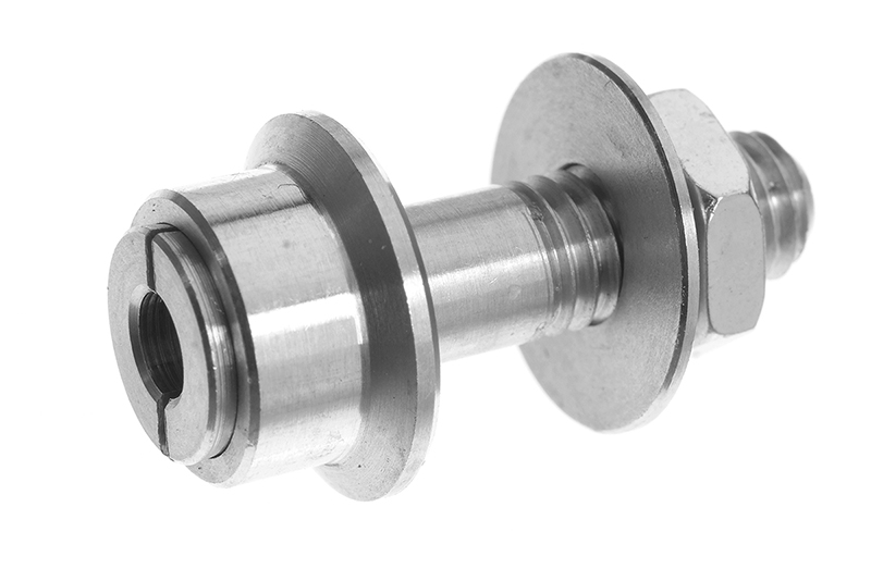 Revtec - Prop Adapter - Body 12mm - Collet Type - M5-22mm - Shaft Dia. 3.2mm - 1 pc