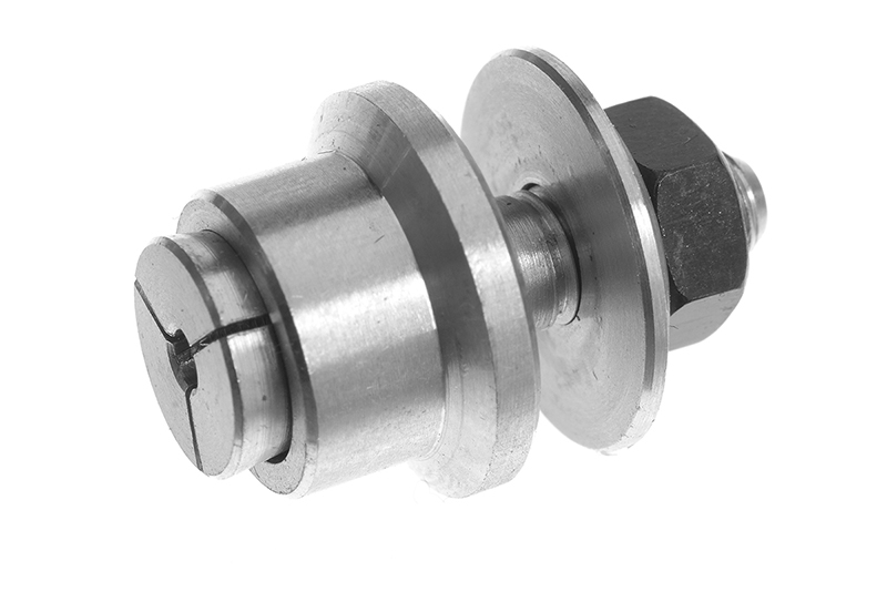Revtec - Prop Adapter - Body 14.5mm - Collet Type - M5-22mm - Shaft Dia. 2mm - 1 pc