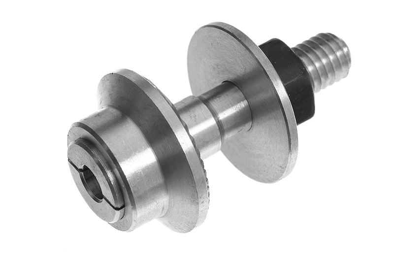 Revtec - Prop Adapter - Body 19mm - Collet Type - M6-34mm - Shaft Dia. 4mm - 1 pc