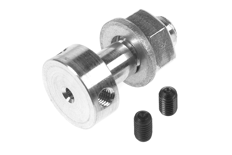 G-Force RC - Prop Adapter - Screw Type - M6 - Shaft Dia. 2mm - 1 pc