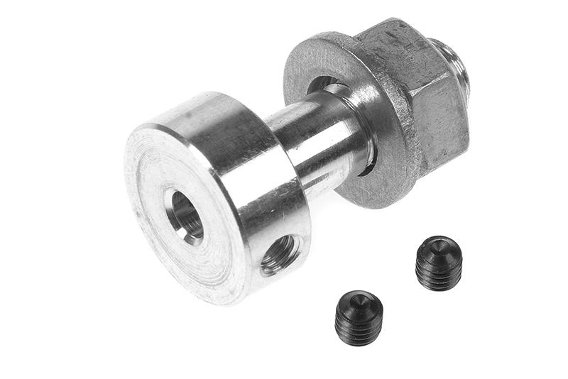 Revtec - Prop Adapter - Screw Type - M6 - Shaft Dia. 3,2mm - 1 pc