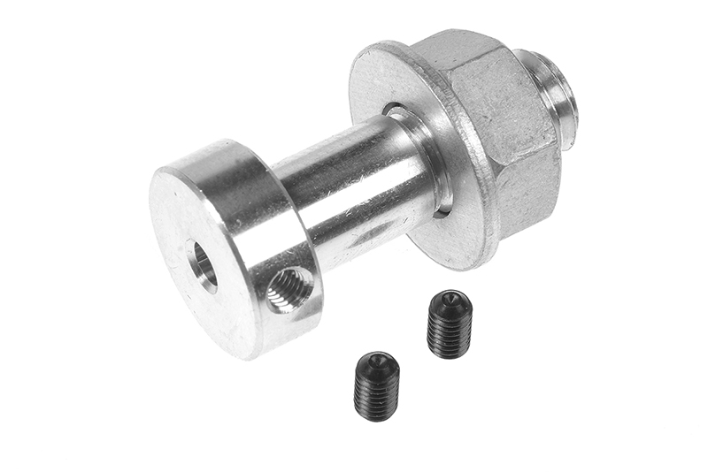 G-Force RC - Prop Adapter - Screw Type - M8 - Shaft Dia. 3,2mm - 1 pc