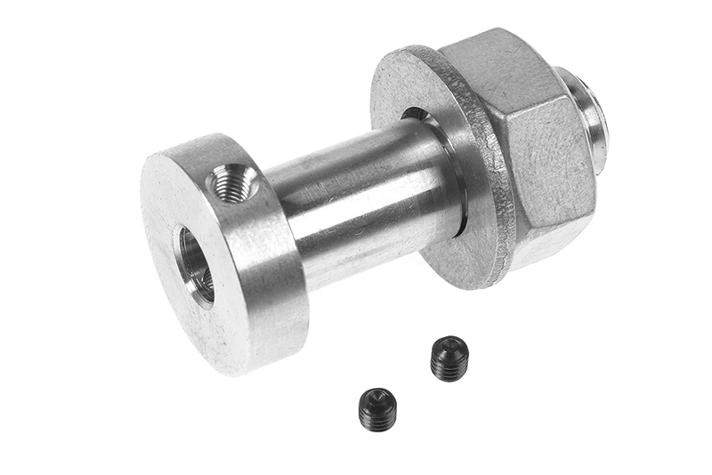 G-Force RC - Prop Adapter - Screw Type - M10 - Shaft Dia. 6mm - 1 pc