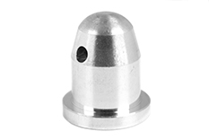Revtec - Prop Nut - Rounded Type - M8x1.25 - Dia. 15mm - 1 pc