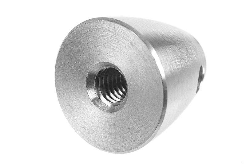 Revtec - Prop Nut - Cone Type - M6x1 - Dia. 20mm - 1 pc