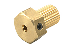 G-Force RC - Coupling Adapter - Shaft Dia. 2mm - 1 pc
