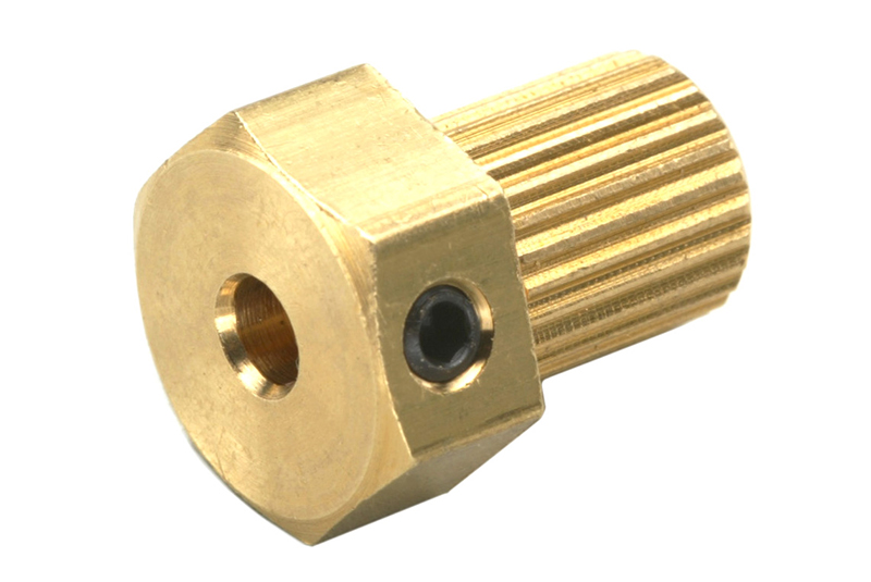 G-Force RC - Coupling Adapter - Shaft Dia. 3.2mm - 1 pc