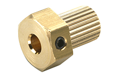 G-Force RC - Coupling Adapter - Shaft Dia. 4mm - 1 pc