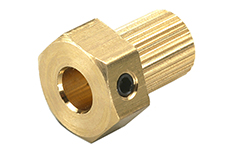 G-Force RC - Coupling Adapter - Shaft Dia. 5mm - 1 pc