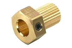 G-Force RC - Coupling Adapter - Shaft Dia. 6mm - 1 pc