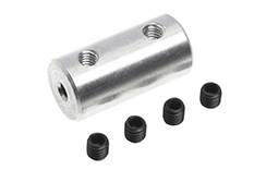 G-Force RC - Direct Shaft Coupling - Shaft Dia. 2.3/2mm - OD 9mm - 1 pc