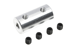 G-Force RC - Direct Shaft Coupling - Shaft Dia. 2.3/3mm - OD 9mm - 1 pc