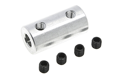 G-Force RC - Direct Shaft Coupling - Shaft Dia. 2.3/4mm - OD 9mm - 1 pc