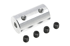 G-Force RC - Direct Shaft Coupling - Shaft Dia. 3/3mm - OD 10mm - 1 pc