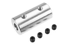 G-Force RC - Direct Shaft Coupling - Shaft Dia. 6/5mm - OD 15mm - 1 pc
