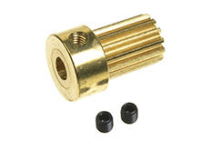 Revtec - Coupling Adapter Flex 12 - Shaft Dia. 4mm - 1 pc