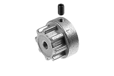 Revtec - Coupling Adapter Flex 18 - Shaft Dia. 3mm - 1 pc
