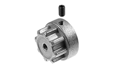 Revtec - Coupling Adapter Flex 18 - Shaft Dia. 3.2mm - 1 pc