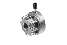 Revtec - Coupling Adapter Flex 18 - Shaft Dia. 6mm - 1 pc