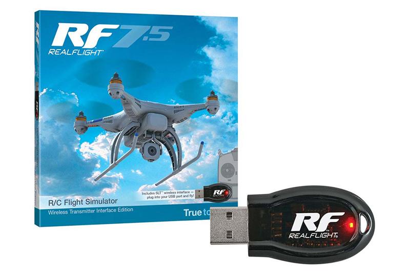Greatplanes - Realflight RF 7.5 - Wireless Interface