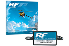Greatplanes - Realflight RF 7.5 - Wired Interface