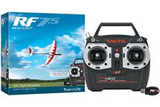 RealFlight - Flight Simulator RF 7.5 - with Tactic TTX-610 Transmitter