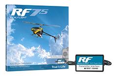 RealFlight - Flight Simulator RF 7.5 - with Wired Interface