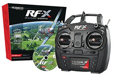 RealFlight - Flight Simulator RF-X - with Interlink-X Controller