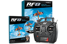 RealFlight RF 8 with Interlink-X Controller Mode 2