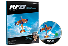 RealFlight RF 8 Software Only