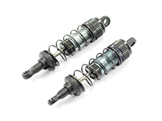 Ishima - Rear Aluminum Oil Filled Shocks, 2 pcs