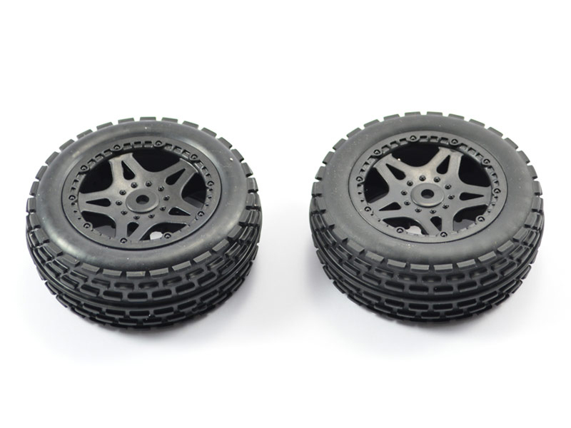 Ishima - Front Wheels Booster Complete, 1 Pair