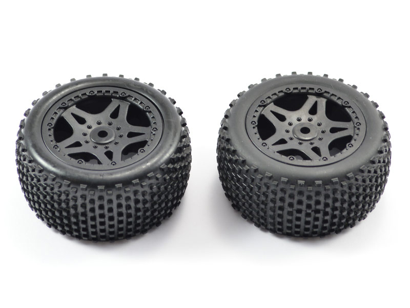Ishima - Rear Wheels Booster Complete, 1 Pair
