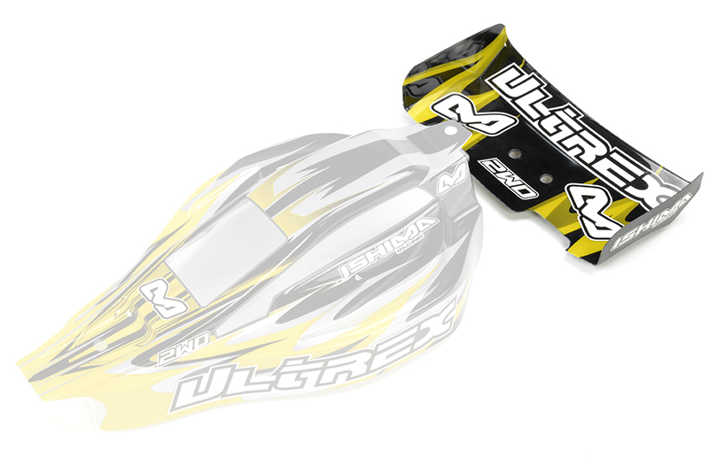 Ishima - Ultrex Wing - Yellow Color